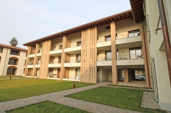 Appartamento in vendita a Cassano d'Adda, Naviglio, Con giardino, 93 mq - Foto 3