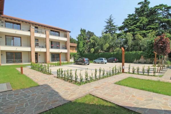 Appartamento in vendita a Cassano d'Adda, Naviglio, Con giardino, 93 mq - Foto 4