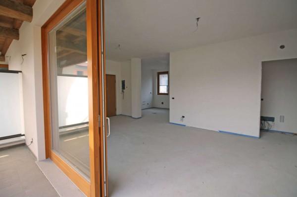 Appartamento in vendita a Cassano d'Adda, Naviglio, Con giardino, 93 mq - Foto 6