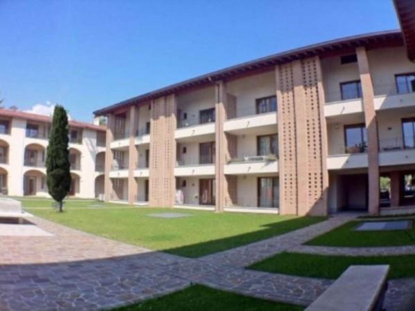 Appartamento in vendita a Cassano d'Adda, Naviglio, Con giardino, 93 mq - Foto 10