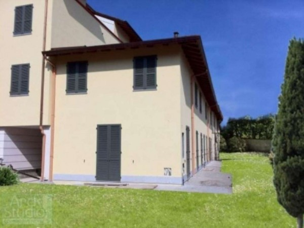 Villa in vendita a Inzago, Centro Storico, Con giardino, 170 mq