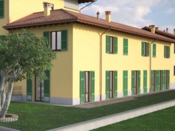 Villa in vendita a Inzago, Centro Storico, Con giardino, 170 mq - Foto 16