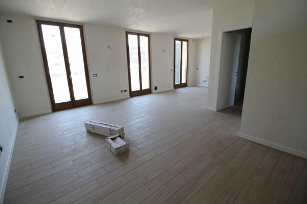 Villa in vendita a Inzago, Centro Storico, Con giardino, 170 mq - Foto 12