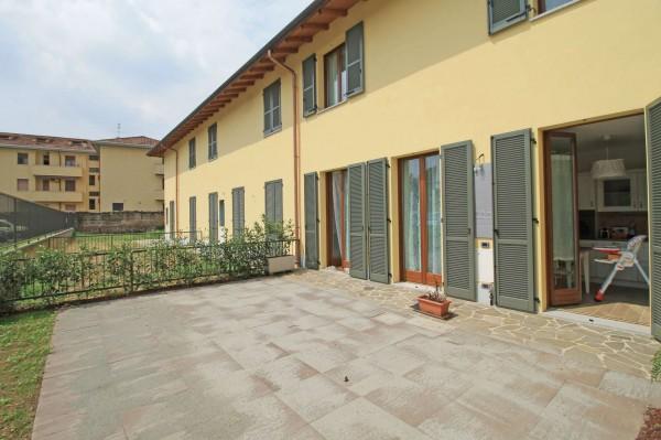 Villa in vendita a Inzago, Centro Storico, Con giardino, 170 mq - Foto 11