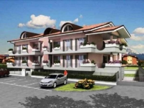 Ufficio in vendita a Inzago, Con giardino, 75 mq - Foto 10