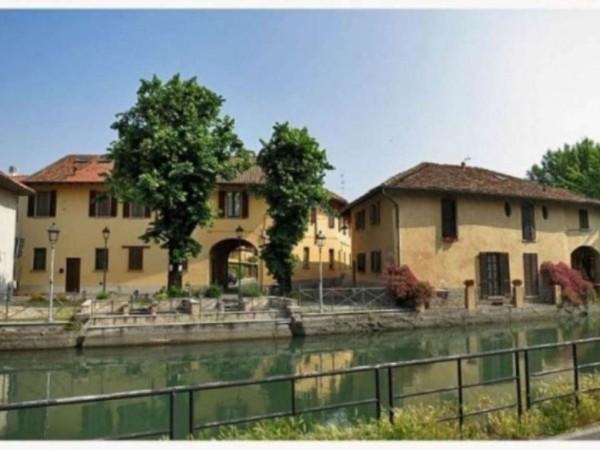 Ufficio in vendita a Inzago, Con giardino, 75 mq - Foto 5