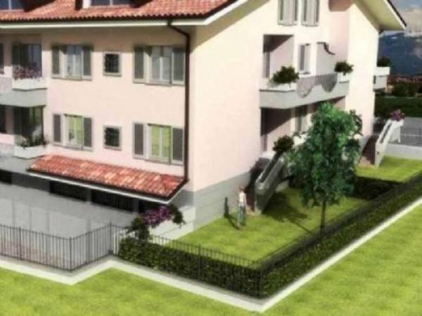 Ufficio in vendita a Inzago, Con giardino, 75 mq - Foto 11