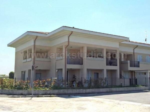 Appartamento in vendita a Inzago, Naviglio, Con giardino, 130 mq - Foto 6