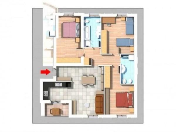 Appartamento in vendita a Inzago, 120 mq - Foto 11