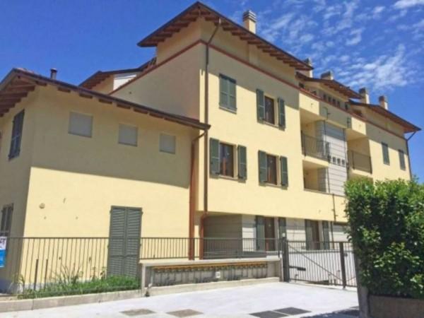 Appartamento in vendita a Inzago, Con giardino, 100 mq - Foto 17
