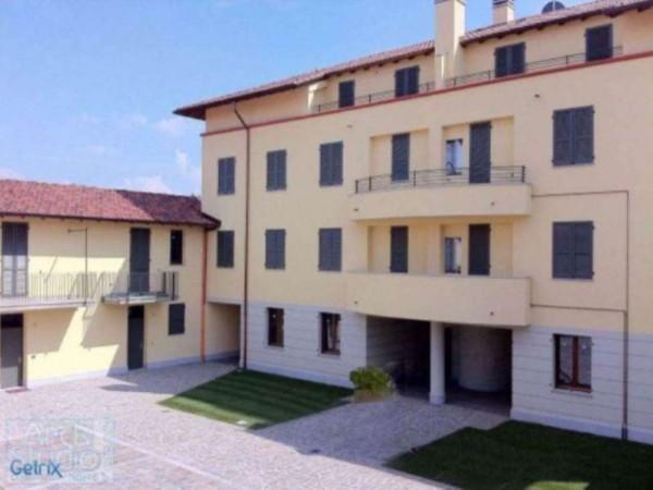 Appartamento in vendita a Inzago, Con giardino, 100 mq - Foto 3