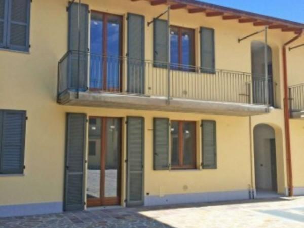 Appartamento in vendita a Inzago, Con giardino, 100 mq - Foto 16