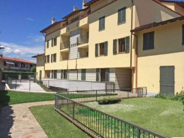 Appartamento in vendita a Inzago, Con giardino, 100 mq - Foto 14