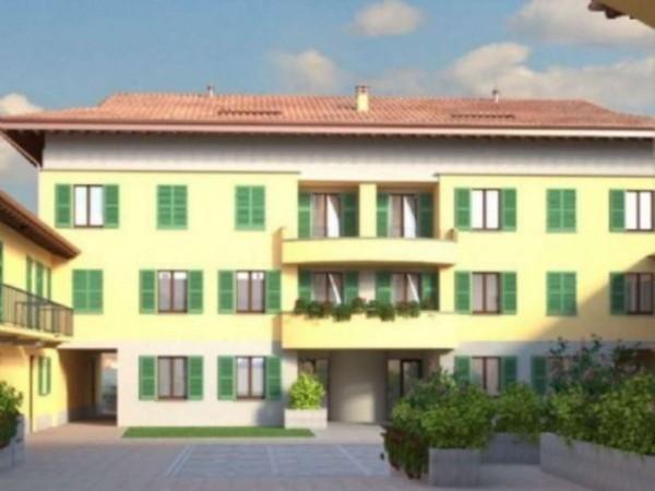 Appartamento in vendita a Inzago, Con giardino, 100 mq - Foto 11