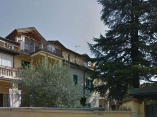 Appartamento in vendita a Masate, Centro, Con giardino, 55 mq - Foto 3