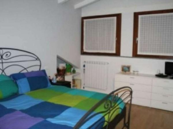 Appartamento in vendita a Masate, Centro, Con giardino, 55 mq - Foto 6
