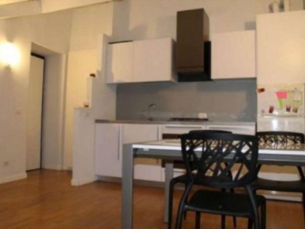Appartamento in vendita a Masate, Centro, Con giardino, 55 mq