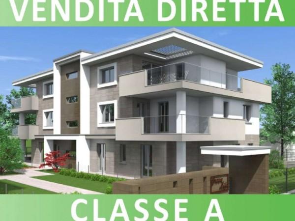 Appartamento in vendita a Melzo, Cassano D'adda, Con giardino, 63 mq - Foto 31