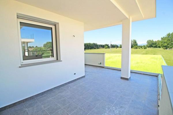 Appartamento in vendita a Melzo, Cassano D'adda, Con giardino, 63 mq - Foto 3