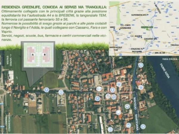 Appartamento in vendita a Melzo, Cassano D'adda, Con giardino, 63 mq - Foto 24