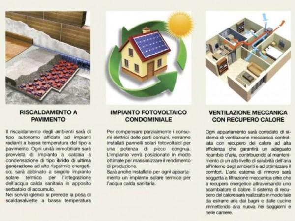 Appartamento in vendita a Melzo, Cassano D'adda, Con giardino, 63 mq - Foto 26