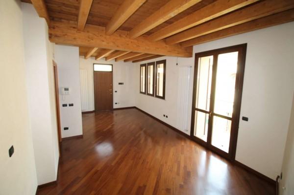 Appartamento in vendita a Cassano d'Adda, Con giardino, 100 mq - Foto 12