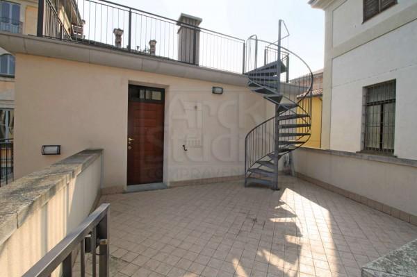 Appartamento in vendita a Cassano d'Adda, Con giardino, 100 mq