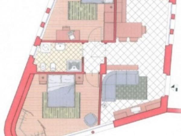 Appartamento in vendita a Cassano d'Adda, 80 mq - Foto 15