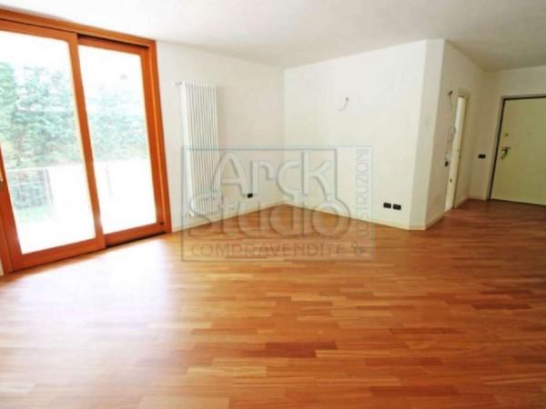Appartamento in vendita a Cassano d'Adda, Con giardino, 130 mq - Foto 1