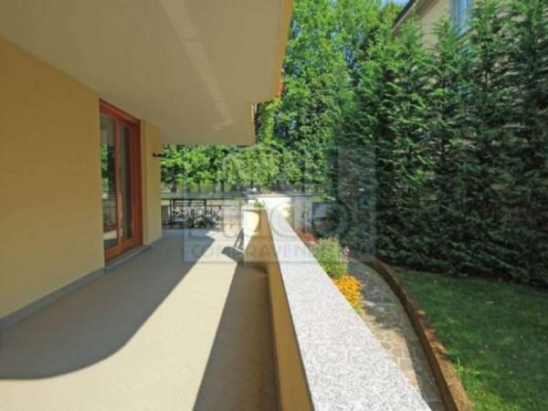 Appartamento in vendita a Cassano d'Adda, Con giardino, 130 mq - Foto 10