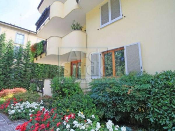 Appartamento in vendita a Cassano d'Adda, Con giardino, 130 mq - Foto 13