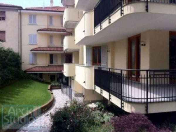 Appartamento in vendita a Cassano d'Adda, Con giardino, 130 mq - Foto 3