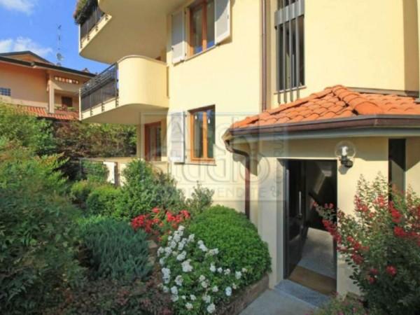 Appartamento in vendita a Cassano d'Adda, Con giardino, 130 mq - Foto 15
