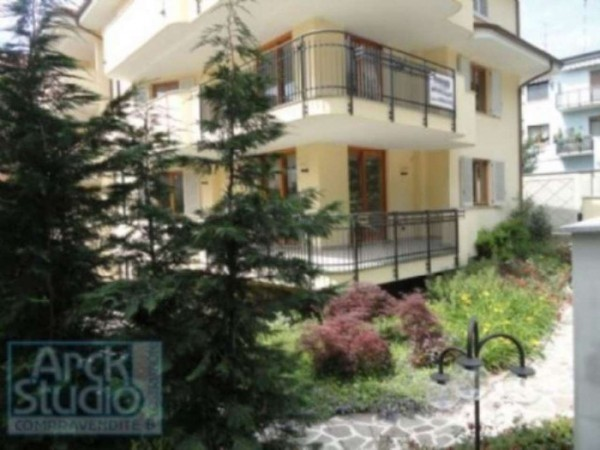 Appartamento in vendita a Cassano d'Adda, Con giardino, 130 mq - Foto 8
