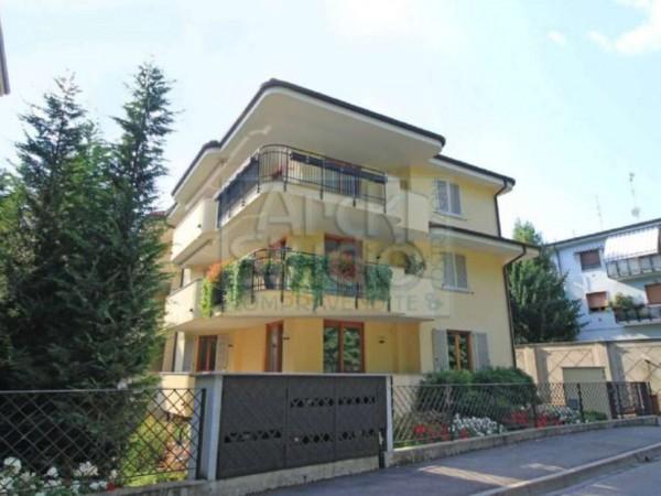 Appartamento in vendita a Cassano d'Adda, Con giardino, 130 mq - Foto 17