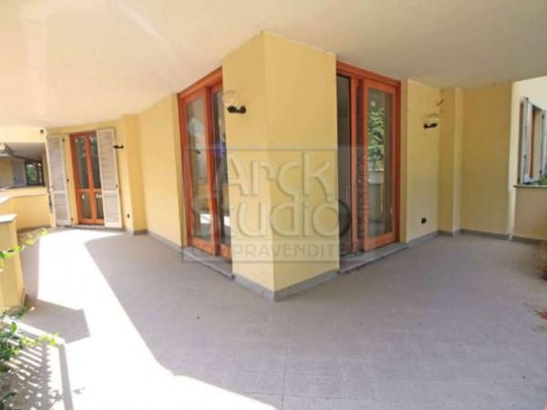 Appartamento in vendita a Cassano d'Adda, Con giardino, 130 mq - Foto 16