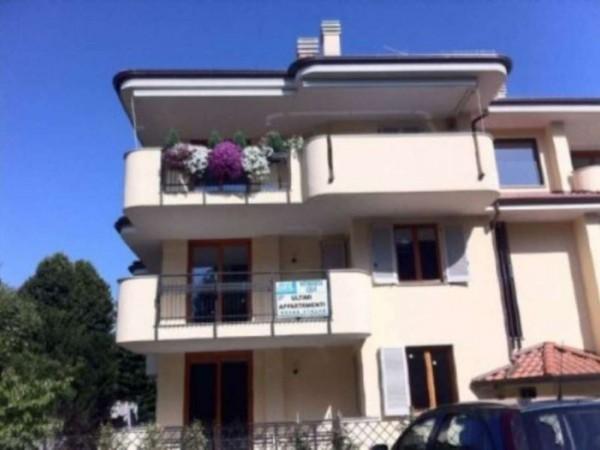 Appartamento in vendita a Cassano d'Adda, Con giardino, 130 mq - Foto 9