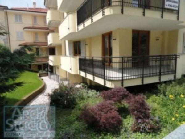 Appartamento in vendita a Cassano d'Adda, Con giardino, 130 mq - Foto 5