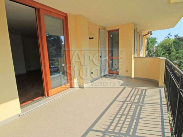 Appartamento in vendita a Cassano d'Adda, Con giardino, 130 mq - Foto 19