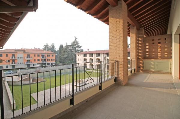 Appartamento in vendita a Cassano d'Adda, Naviglio, 166 mq - Foto 10