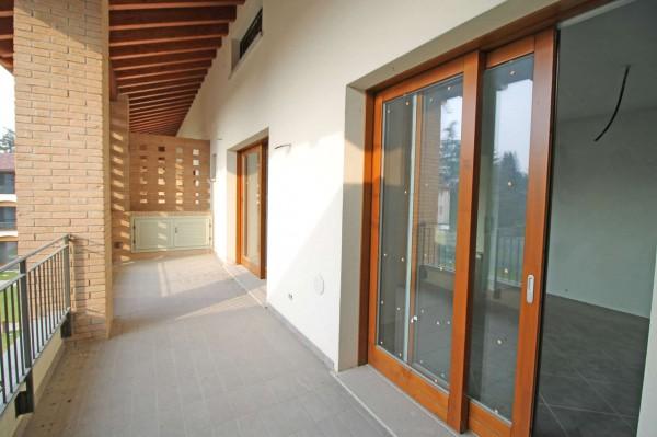 Appartamento in vendita a Cassano d'Adda, Naviglio, 166 mq - Foto 8