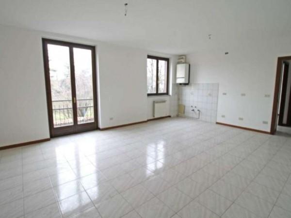 Appartamento in vendita a Pozzo d'Adda, Bettola Centro, 65 mq