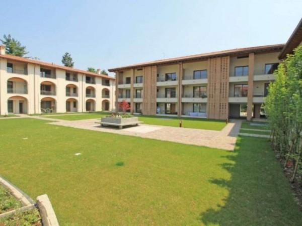 Appartamento in vendita a Cassano d'Adda, Con giardino, 60 mq - Foto 12