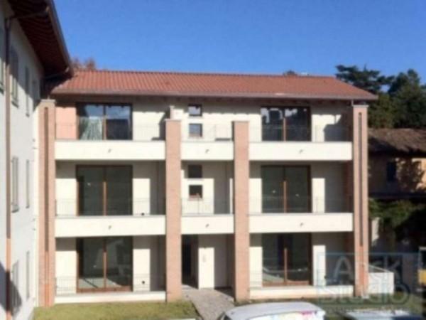Appartamento in vendita a Cassano d'Adda, Con giardino, 60 mq - Foto 6