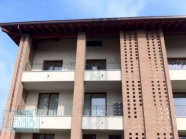 Appartamento in vendita a Cassano d'Adda, Con giardino, 60 mq - Foto 3