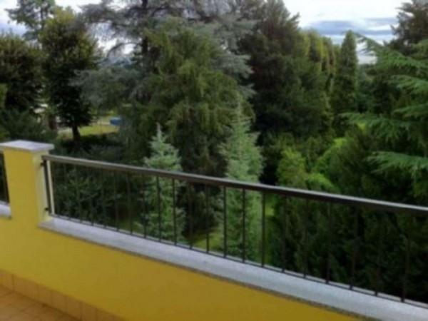 Appartamento in vendita a Cassano d'Adda, Castello, 120 mq - Foto 3