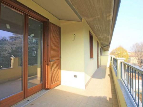Appartamento in vendita a Cassano d'Adda, Castello, 120 mq - Foto 8