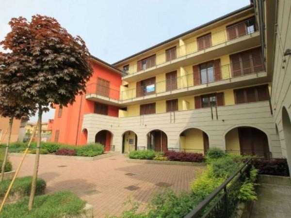 Appartamento in vendita a Cassano d'Adda, Castello, 120 mq - Foto 6