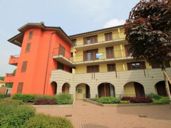 Appartamento in vendita a Cassano d'Adda, Castello, 120 mq - Foto 1