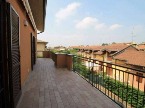 Appartamento in vendita a Trezzano Rosa, Con giardino, 146 mq - Foto 13